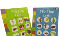 以 $ 288 購買 Flip Flap to look 1+2 ( 2 books) (原價$532)*可配iPEN點讀 █ 免費送貨(只限工商大廈)