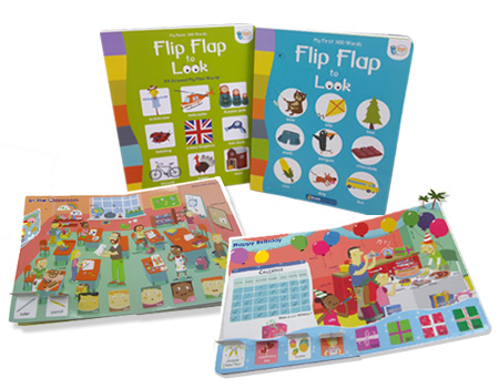 $ 332 購買 Flip Flap look 1+2 ( 2 books) (原價$532) █ 免費送貨(只限工商大廈)