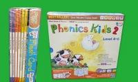 秒殺 加推 限定178 套 以 $535 購買 Phonics Kids Level 4- 6  █免費送貨 (住宅及工商大廈送貨 )