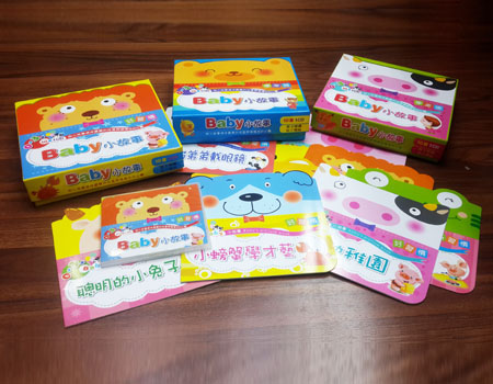 Baby 小故事 3 大主題共 30 本書 + 3 CD + 送神秘圖書及神秘字卡 ** 親子閱讀 從小開始
