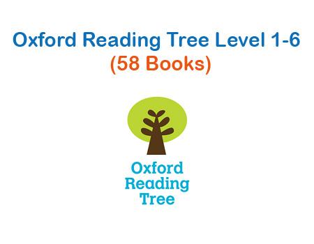 **兒童語文教育專家** Oxford Reading Tree Level 1-6 (58 Books)  **經過二十多年努力工作的結晶