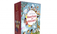 Usborne Lift-the-flap Questions and Answers Slipcase