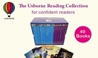 The Usborne Reading Collection for confident readers – Purple Box