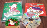 聖誕優惠 ** 年銷售達 2000 張 聖誕兒歌 CD **新加坡錄製 + 聖誕 DVD 套裝 **加送神秘字卡一盒