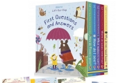 Lift-the-Flap First Questions and Answers Box Set (5 books)