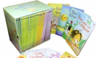 Usborne My First Reading Library – Green box ( 50 Books )