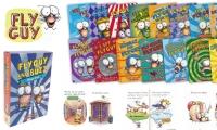 Fly Guy and Buzz Mega Set (15 Books) **究竟這粒烏蠅仔有何法寶,竟然成為人類的寵物?