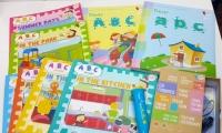 BB展限定優惠 3 套 iPEN16GB 黃藍充電點讀筆 + Dear ABC + ABC Reader 套裝 共 8 Books + 2 DVD +2 CD)