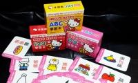 Hello Kitty 中文學習卡全套 **共 108 學習卡 + 送神秘圖書一本