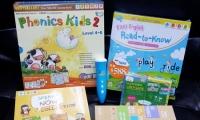 書展熱賣 !  4-8歲超值學習套裝 **免費工商或住宅送貨