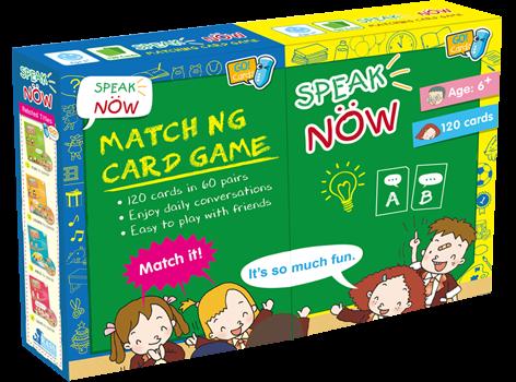 Speak now  ( 120 Flash Cards ) *對應 RASS LANGUAGE 點讀筆