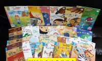 香港書展震撼優惠 Go Readers LV 1-4 ( 24Books +4DVD ) *於香港書展 RASS LANGUAGE 攤位換購*★【會場支付餘額$450】