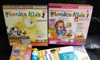 免費送貨 iPEN 16GB充電版點讀筆 +Phonics Kids Level 1 - 6 (12 Books+9 DVD+ 9 CD+6 Posters+ 779 Flash Cards  )+Picture Dictionary